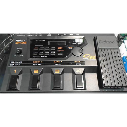 Roland GR-33 Effect Processor