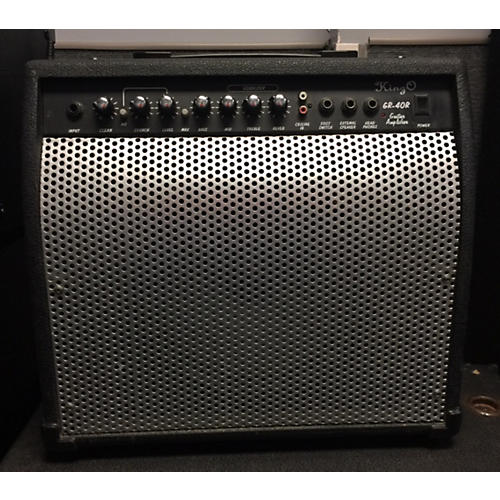 King GR-40R Guitar Combo Amp