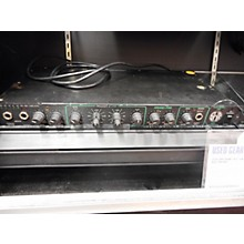 SWR GRAND PRIX Tube Bass Preamp