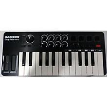 Samson GRAPHITE M25 MIDI Controller