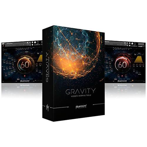 Heavyocity GRAVITY: Modern Scoring Tools Software Download