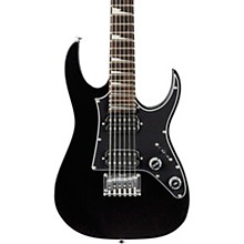 GRGM21 Mikro Electric Guitar Black Night