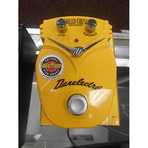Danelectro GRILLED CHEESE Effect Pedal
