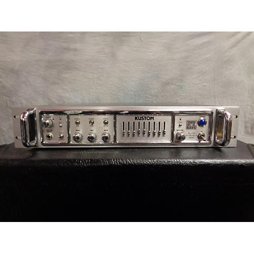 Kustom GROOVE 1200 Bass Amp Head