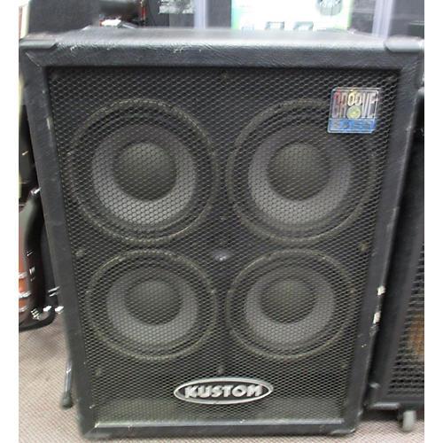 Kustom GROOVE 410 Bass Cabinet