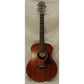used taylor gs mini mahogany acoustic guitar mahogany guitar center. Black Bedroom Furniture Sets. Home Design Ideas