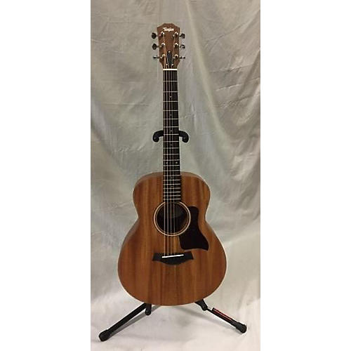 used taylor gs mini mahogany acoustic guitar natural guitar center. Black Bedroom Furniture Sets. Home Design Ideas