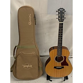used taylor gs mini e acoustic electric guitar spruce guitar center. Black Bedroom Furniture Sets. Home Design Ideas