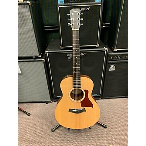 used taylor gs mini e acoustic electric guitar natural guitar center. Black Bedroom Furniture Sets. Home Design Ideas