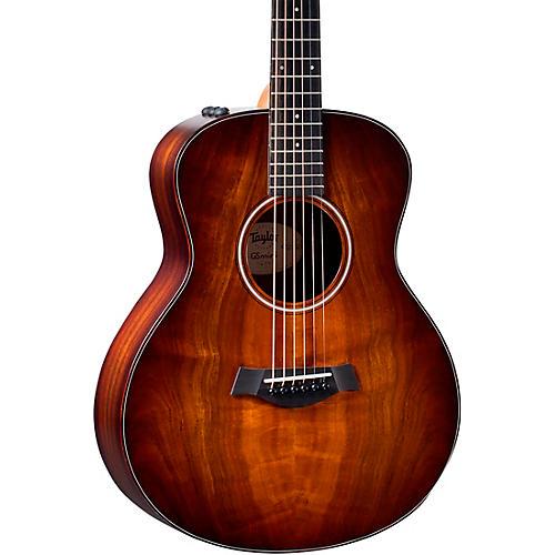 Taylor GS Mini-e Koa Plus Acoustic-Electric Guitar