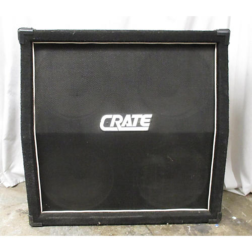 Crate GS412 4X12 Guitar Cabinet