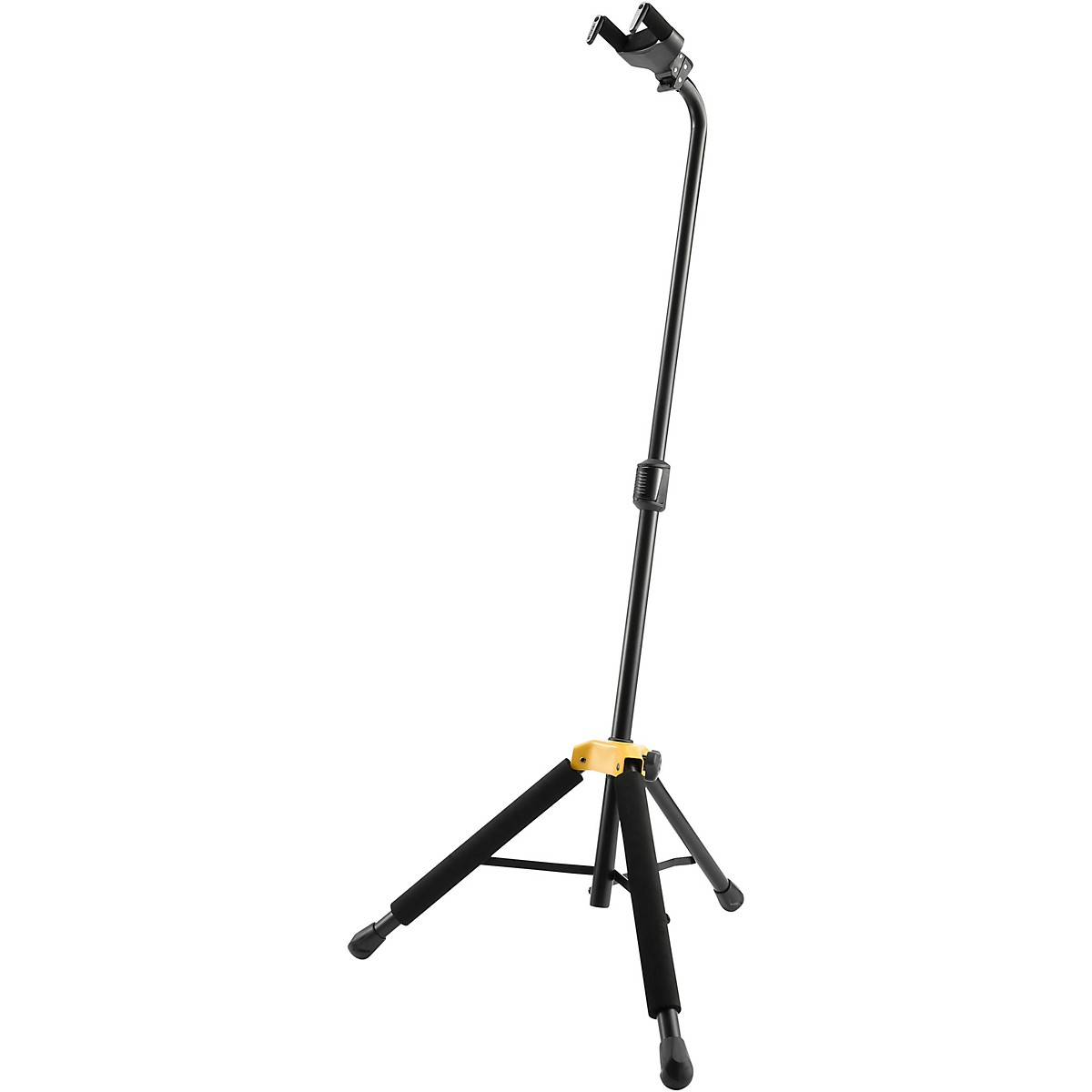 Hercules GS414B PLUS Auto Grip System (AGS) Single Guitar Stand