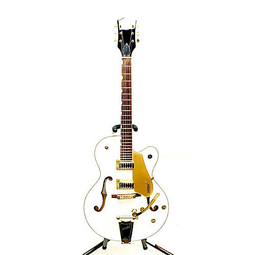 used gretsch guitars gs5420t electromatic hollow body electric guitar white guitar center. Black Bedroom Furniture Sets. Home Design Ideas