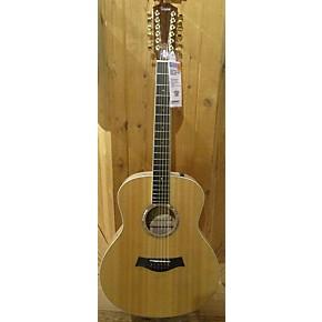 used taylor gs6 12 left hand 12 string acoustic electric guitar natural guitar center. Black Bedroom Furniture Sets. Home Design Ideas