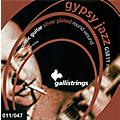 Galli Strings GSB11 GYPSY JAZZ Silver Plated Round Wound Medium Acoustic Guitar Strings thumbnail