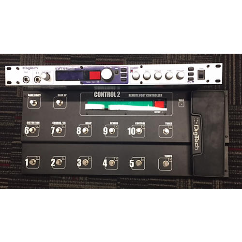 Digitech GSP1101 Effect Processor