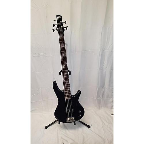 used ibanez gsr105ex 5 string electric bass guitar black guitar center. Black Bedroom Furniture Sets. Home Design Ideas