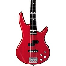 GSR200 4-String Electric Bass Transparent Red