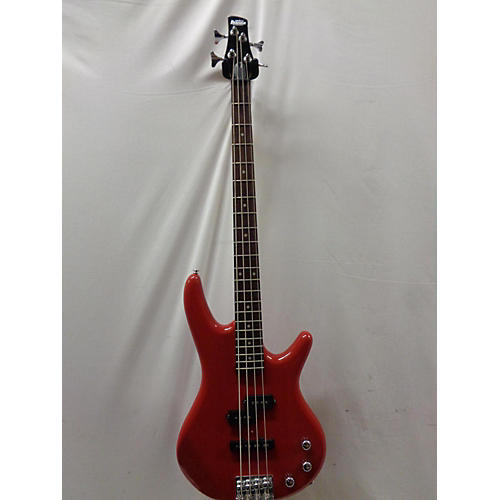 used ibanez gsr200 electric bass guitar candy apple red guitar center. Black Bedroom Furniture Sets. Home Design Ideas