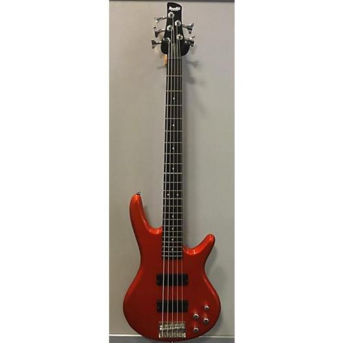 used ibanez gsr205 5 string electric bass guitar metallic orange guitar center. Black Bedroom Furniture Sets. Home Design Ideas