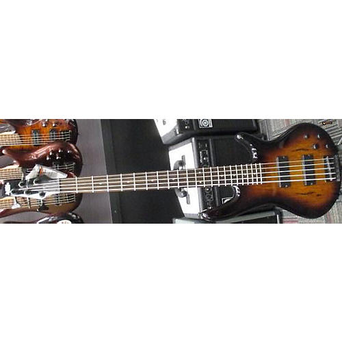 used ibanez gsr205 5 string electric bass guitar brown sunburst guitar center. Black Bedroom Furniture Sets. Home Design Ideas