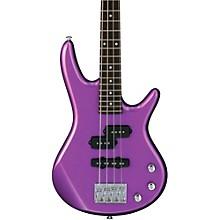 Ibanez GSRM20 Mikro Short-Scale Bass Guitar Level 1 Metallic Purple