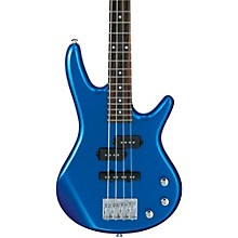Ibanez GSRM20 Mikro Short-Scale Bass Guitar Level 1 Starlight Blue