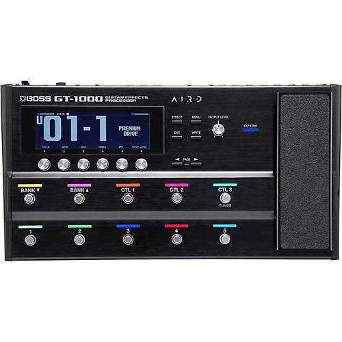 4f0eecadb7 Boss GT-1000 Multi-Effects Guitar Pedal