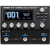 Boss GT-1000CORE Multi-Effects Processor Black
