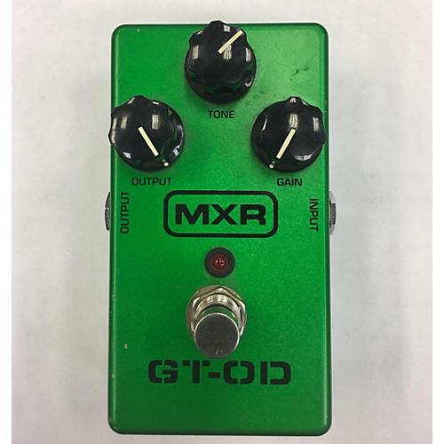 MXR GT OD Effect Pedal