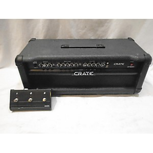 Pre-owned Crate GT1200H Solid State Guitar Amp Head by Crate