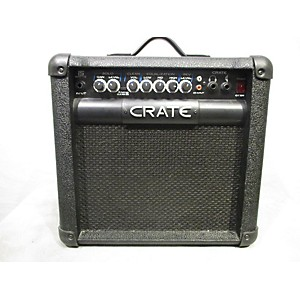 Pre-owned Crate GT15R Guitar Combo Amp by Crate