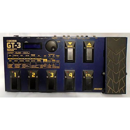 Boss GT3 Guitar Effect Processor