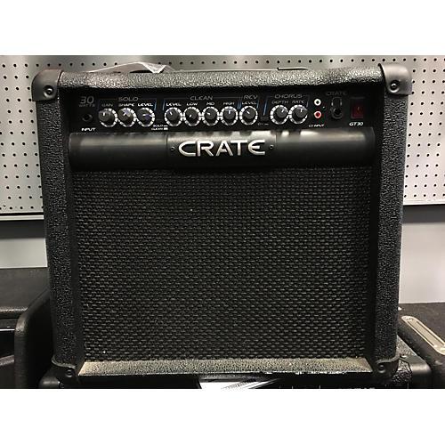 Crate GT30 Guitar Combo Amp