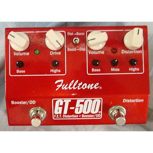 Fulltone GT500 Distortion Boost