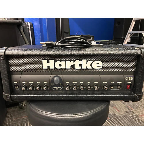 used hartke gt60 solid state guitar amp head guitar center. Black Bedroom Furniture Sets. Home Design Ideas