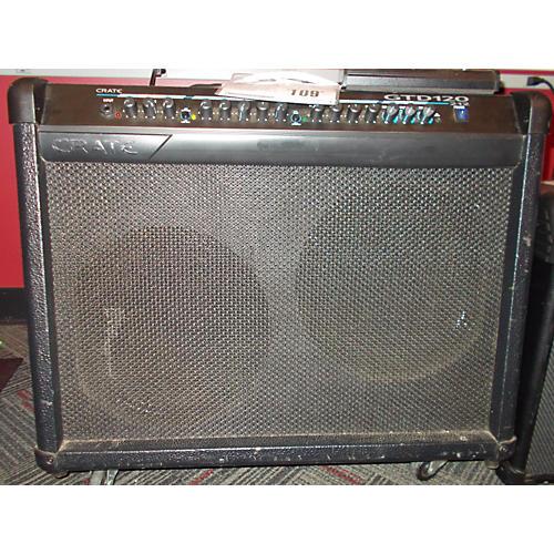 Crate GTD120 Guitar Combo Amp