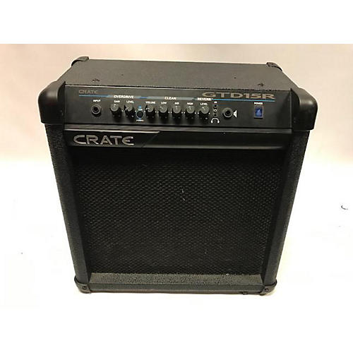 Crate GTD15R Guitar Combo Amp