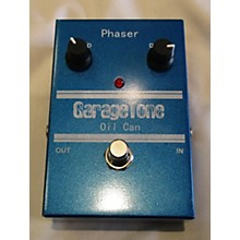 Visual Sound GTOIL Oil Can Phaser Effect Pedal