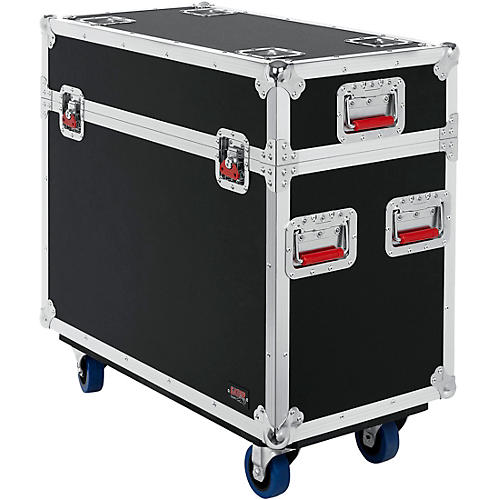 Gator GTOURMH250 Flight Case for Two 250-Style Moving Head Lights