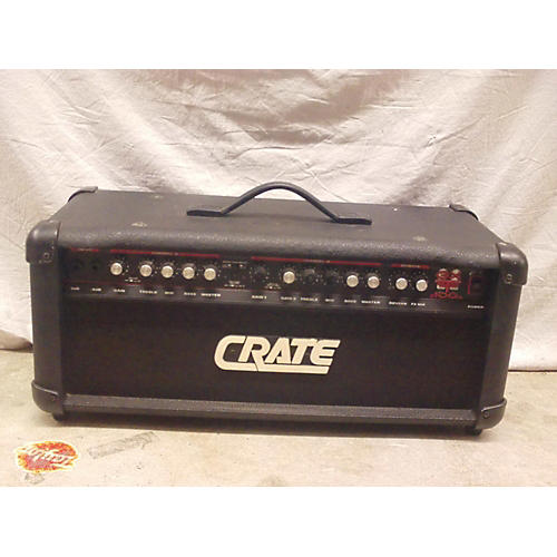 Crate GTX100H Solid State Guitar Amp Head