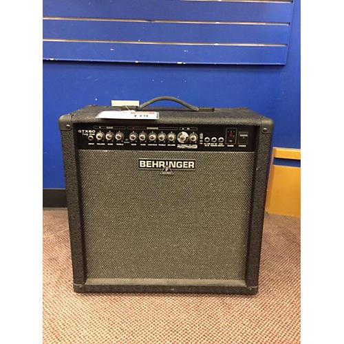 Behringer GTX60 Guitar Power Amp