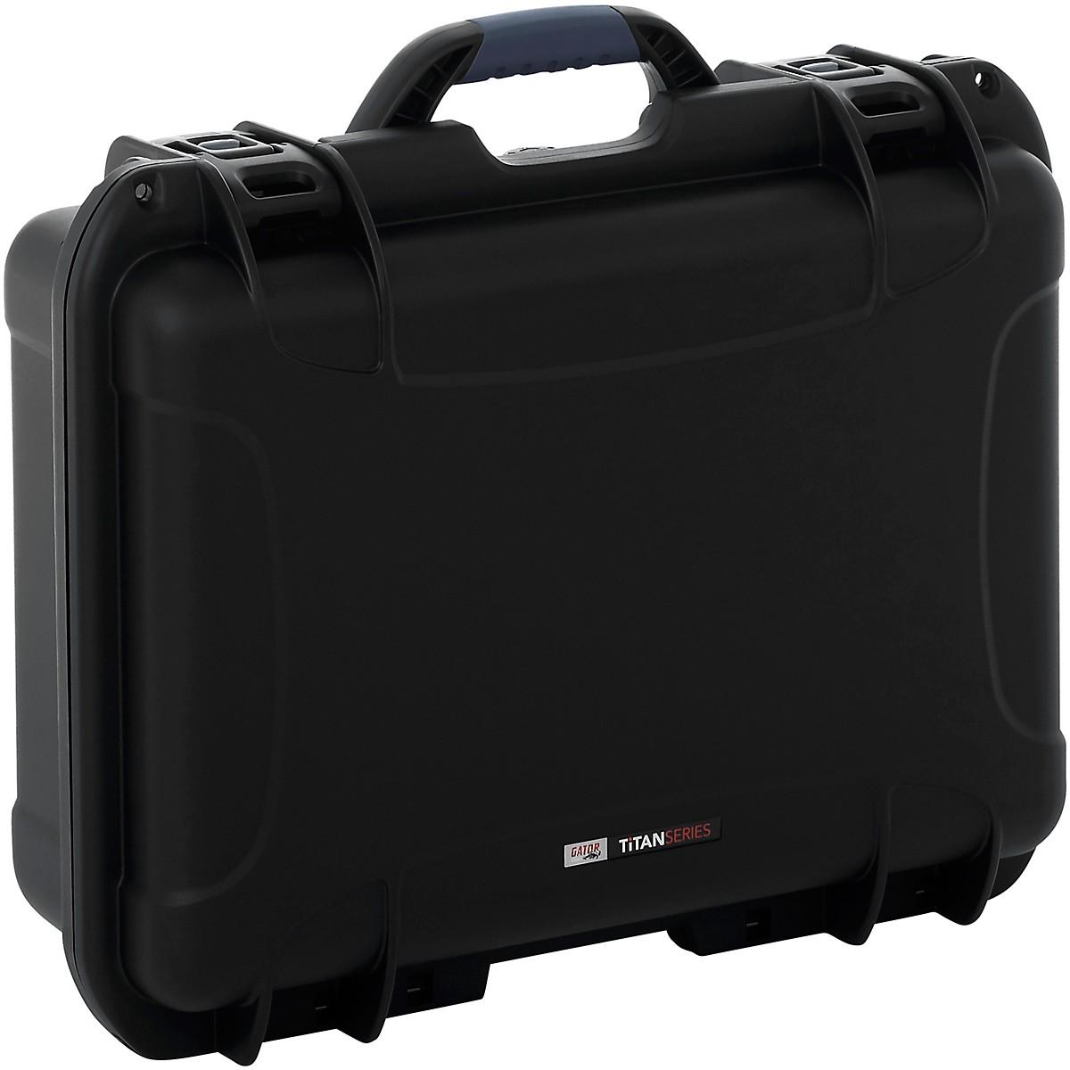 Gator GU-MIC-SHRQLX Titan Waterproof Shure QLX Case