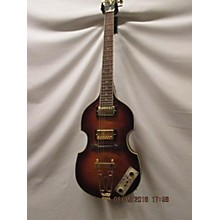 Giannini GVG 252 Hollow Body Electric Guitar
