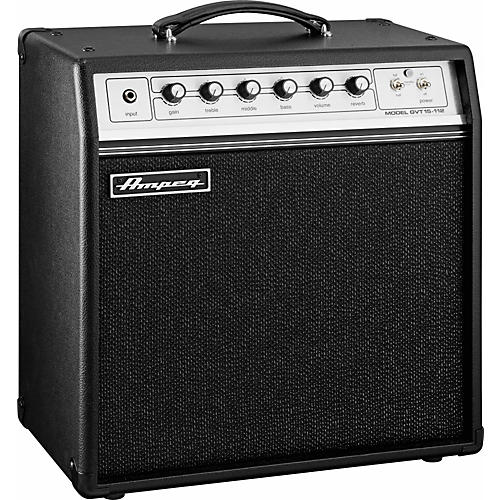 ampeg gvt15 112 15w 1x12 tube guitar combo amp guitar center. Black Bedroom Furniture Sets. Home Design Ideas