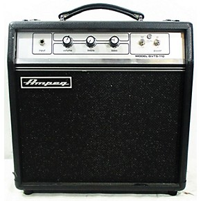 used ampeg gvt5 5w 1x10 tube guitar combo amp guitar center. Black Bedroom Furniture Sets. Home Design Ideas