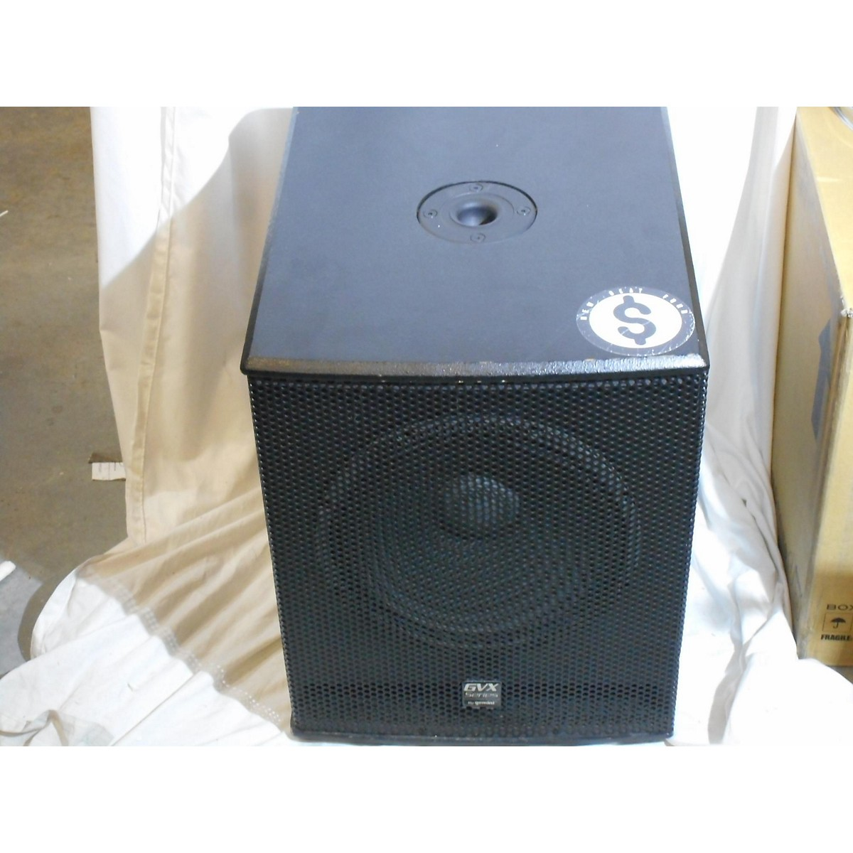Gemini GVX-SUB12P Powered Speaker