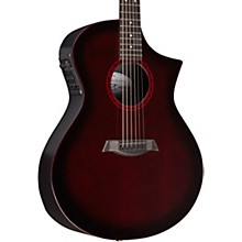 Composite Acoustics GX HG Wine Red Burst Narrow Neck