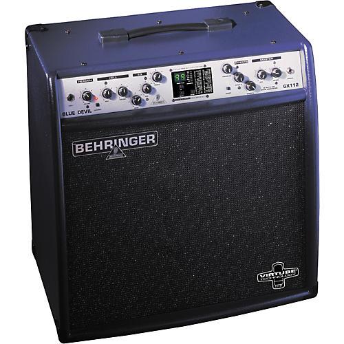 Behringer GX112 Blue Devil 60W 1X12 Guitar Workstation