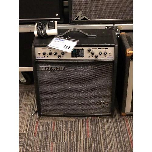 Behringer GX112 Guitar Combo Amp